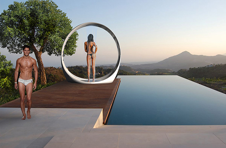 awesome-design-ideas-360-degree-Shower-loop-Diego-Granese-4