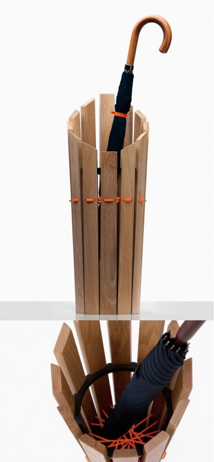 awesome-design-ideas-Undercover-Oak-Umbrella-Stand-Method-Studio-1