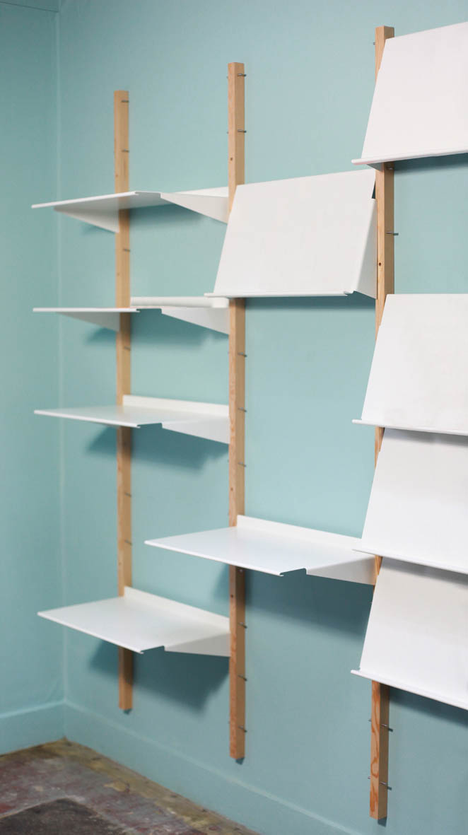 Awesome Design Ideas » Revolver shelf by Henny van Nistelrooy