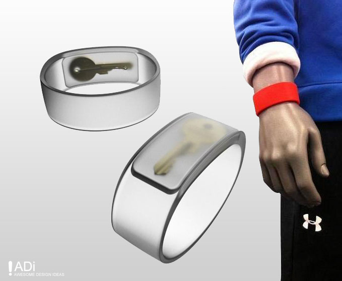 awesome-design-ideas-Wristband-With-Hidden-Pocket-PocketBands-3