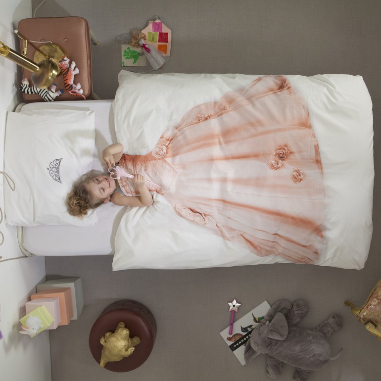 awesome-design-ideas-Sleep-like-Princess-Snurk-Bedding-1