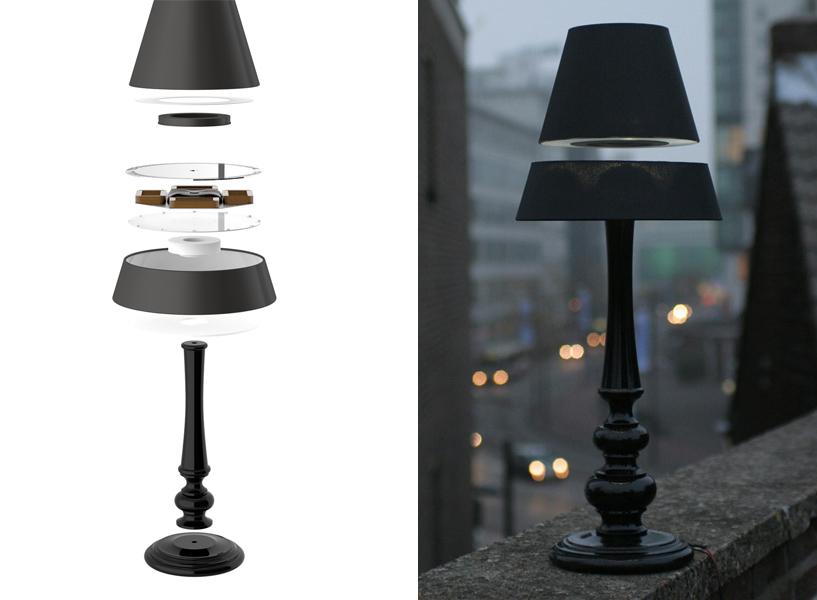 ... Awesome Design Ideas Floating Lamps Angela Jansen Ger  ...