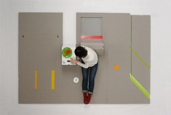 awesome-design-ideas-Land-Peel-foldable-floor-mat-Shin-Yamashita-2