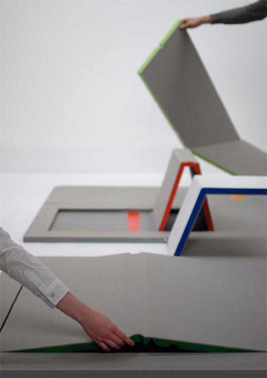 awesome-design-ideas-Land-Peel-foldable-floor-mat-Shin-Yamashita-3