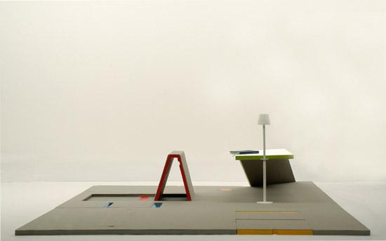 awesome-design-ideas-Land-Peel-foldable-floor-mat-Shin-Yamashita-4