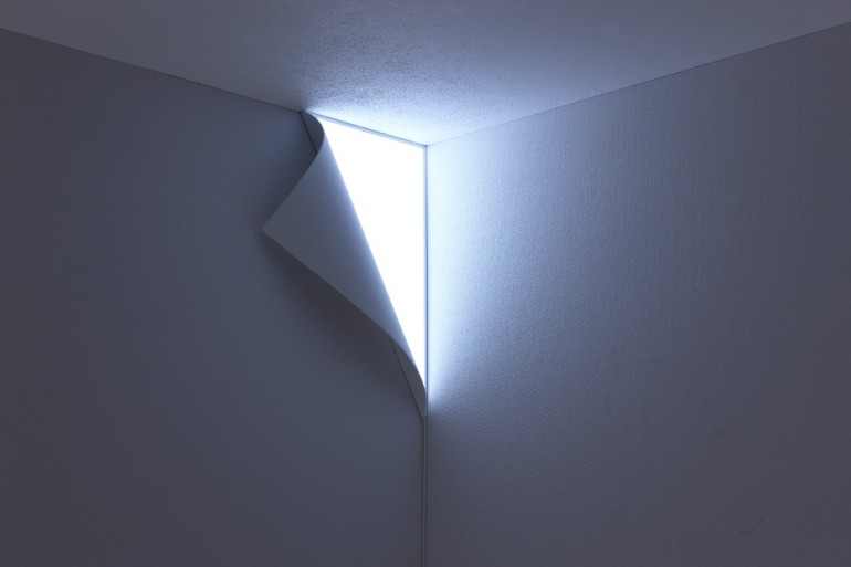 Awesome Design Ideas » Peel Wall Light by YOY