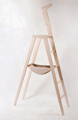 awesome-design-ideas-Albina-ladder-Gaia-Bottari-1