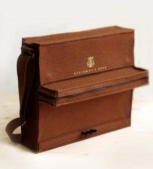 awesome-design-ideas-Brown-Felt-Piano-Bag-Krukru-Studio-1