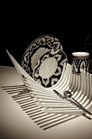 awesome-design-ideas-Drainer-dishes-rack-Yaksein-Eliran-1