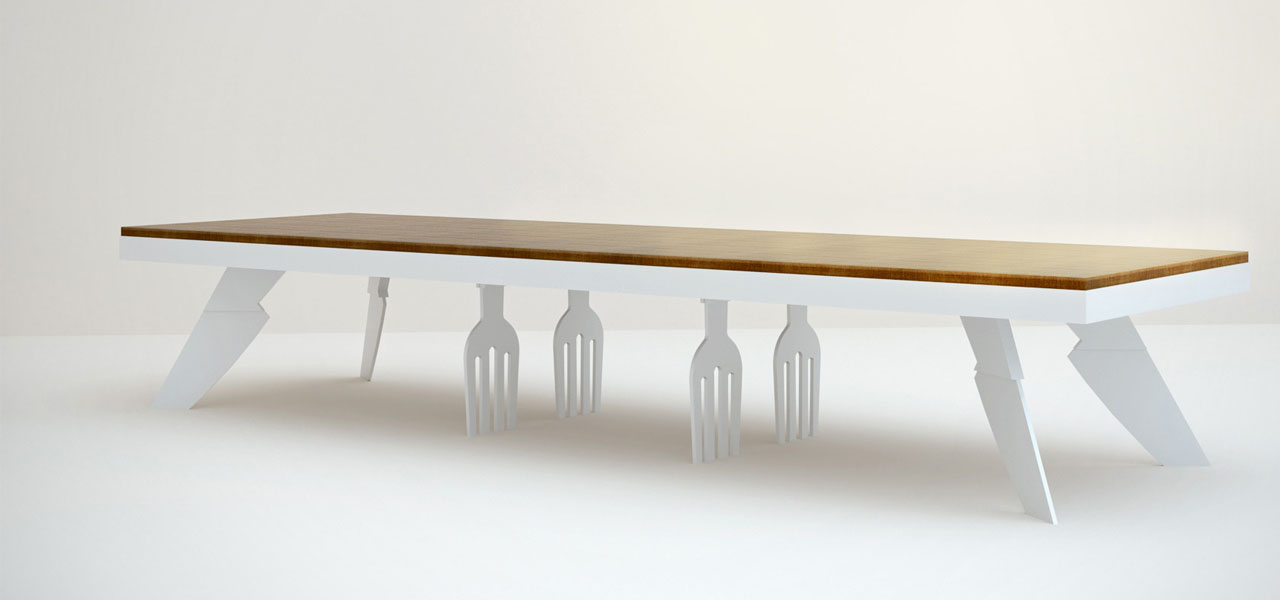 awesome-design-ideas-Lets-eat-Table-Tcherassi-Vilato-1