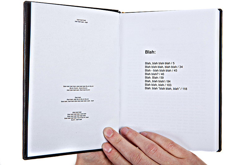 awesome-design-ideas-gogelmogel-Blah-blah-blah-Book-Lukas-Sidlauskas-4