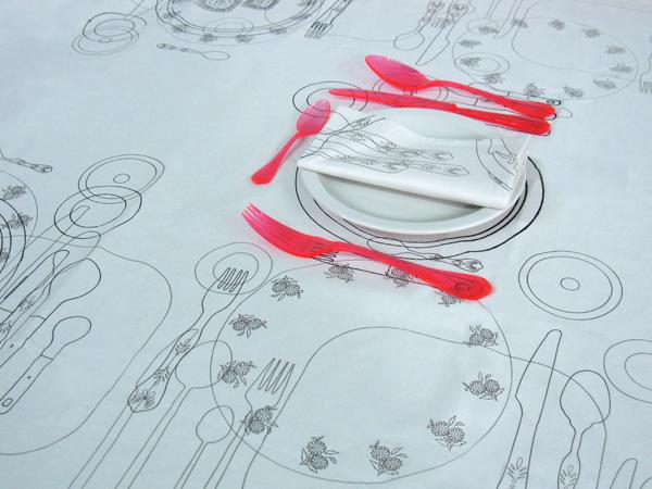 awesome-design-ideas-Con-Fusion-Table-Cloth-Talya-Rasner-racheli-C-Sharfstein-1