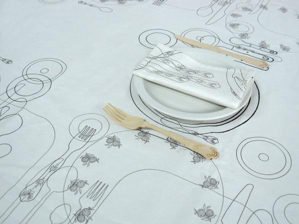 awesome-design-ideas-Con-Fusion-Table-Cloth-Talya-Rasner-racheli-C-Sharfstein-2