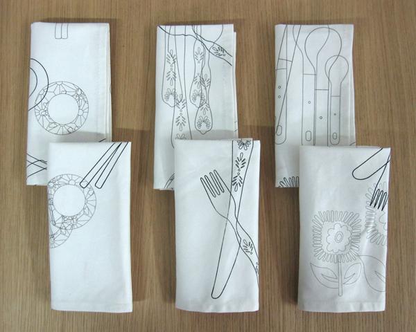 awesome-design-ideas-Con-Fusion-Table-Cloth-Talya-Rasner-racheli-C-Sharfstein-3