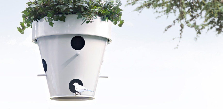 awesome-design-ideas-ONESTO-vase-and-bird-house-2
