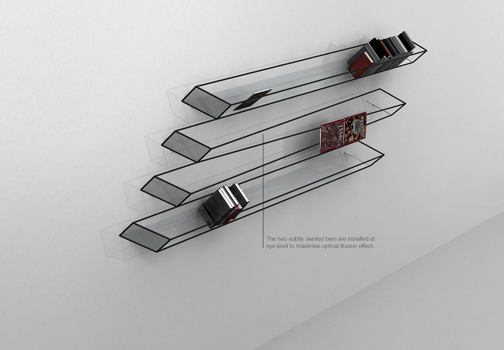 awesome-design-ideas-Bias-of-Thoughts-Bookshelf-2D-John-Leung-4