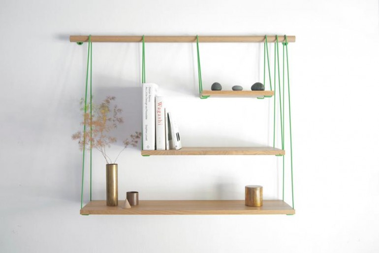 Awesome Design Ideas Bridge Shelves By Outofstock