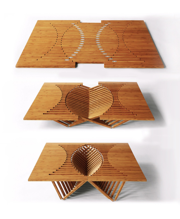 awesome-design-ideas-Rising-Table-Robert-van-Embricqs-1