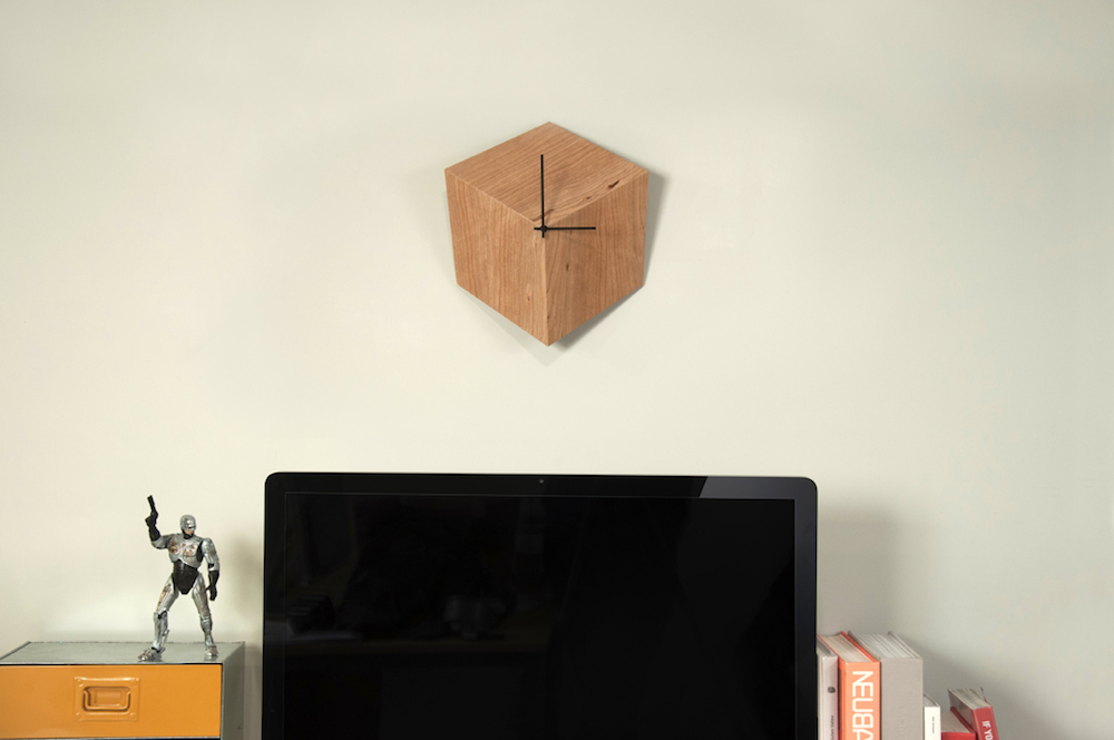 awesome-design-ideas-3P-Clock-Geometric-Minimalist-Wood-Robocut-studio-3