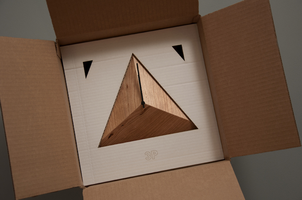 awesome-design-ideas-3P-Clock-Geometric-Minimalist-Wood-Robocut-studio-4