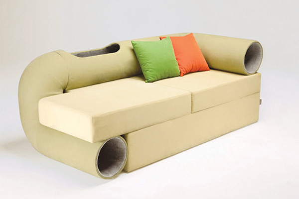 awesome-design-ideas-Cat-tunnel-sofa-Seungji-Mun-3