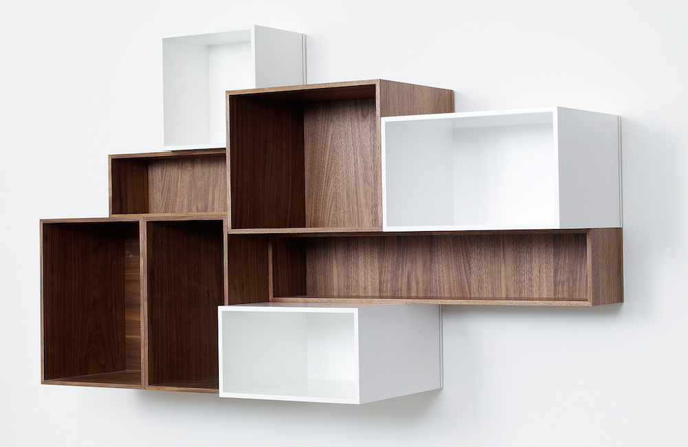 Awesome Design Ideas 187 Cubit Modular Shelving System From