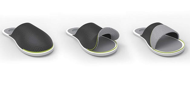 Awesome Design Ideas Deformation Slippers By Qiao Song