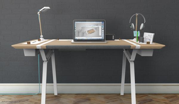 awesome-design-ideas-Desk-Francois-Dransart-1