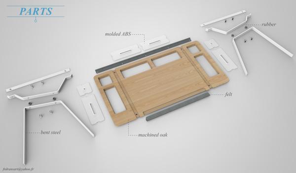 awesome-design-ideas-Desk-Francois-Dransart-2