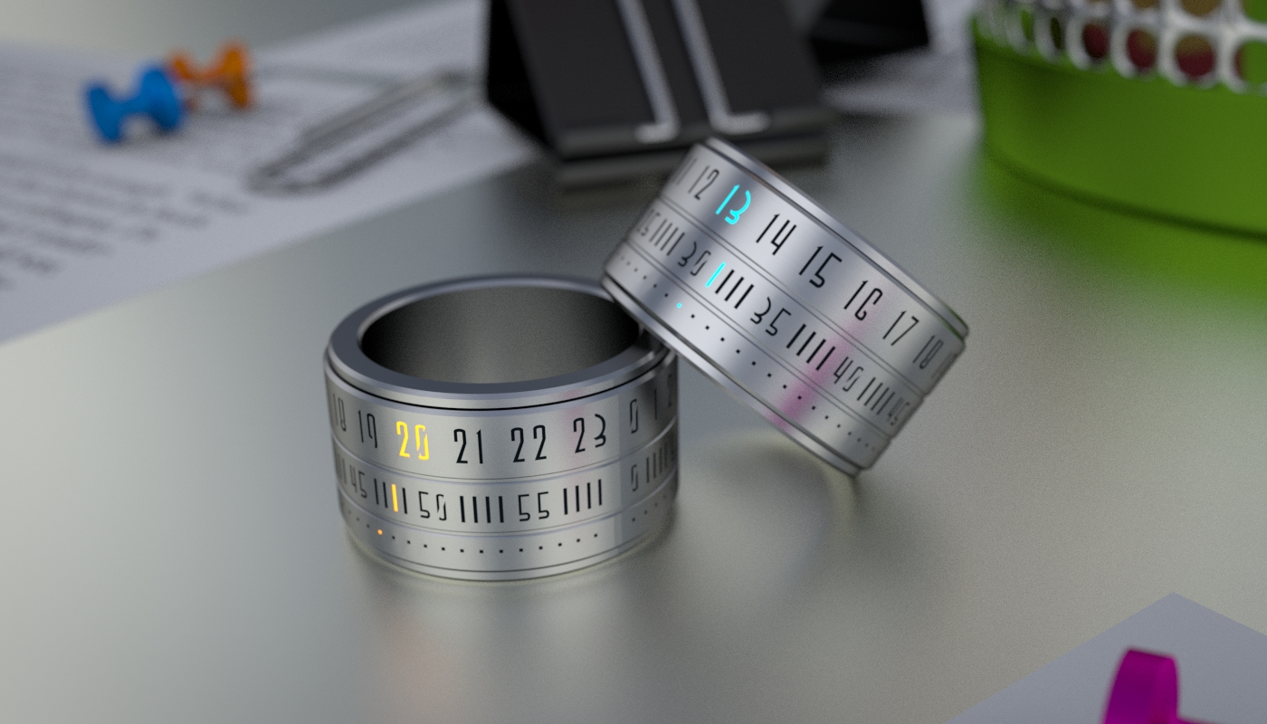 awesome-design-ideas-Ring-Clock-Szikszai-Gusztav-2